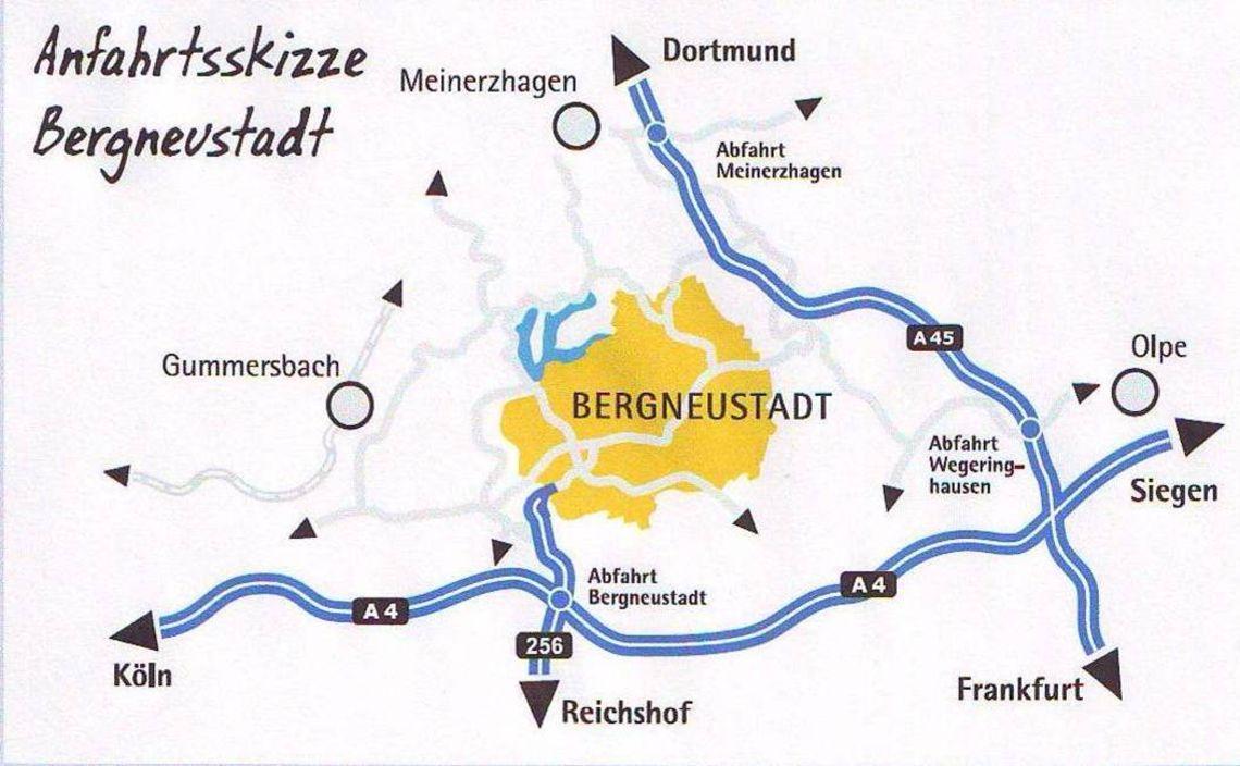 Köln Verkehrslage